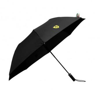 Ferrari deštník Compact PUMA Black F1 Team 2021