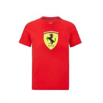 Ferrari dětské tričko Classic PUMA Red F1 Team 2021
