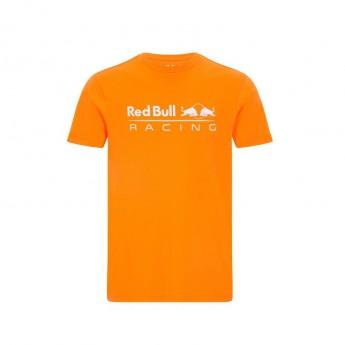 Red Bull Racing pánské tričko Orange Logo F1 Team 2021