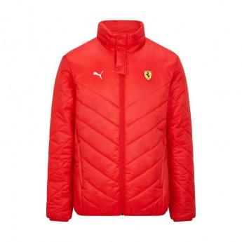 Ferrari pánská bunda Padded PUMA Red F1 Team 2021