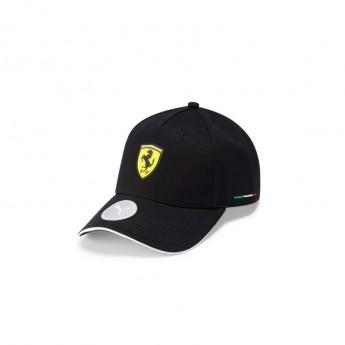 Ferrari čepice baseballová kšiltovka Classic PUMA Black F1 Team 2021
