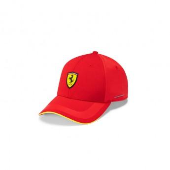 Ferrari čepice baseballová kšiltovka Classic PUMA Red F1 Team 2021