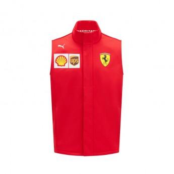 Ferrari pánská vesta Gilet Red F1 Team 2021