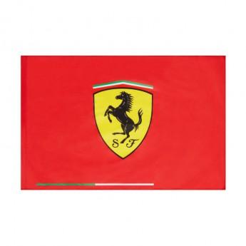 Ferrari vlajka Scudetto F1 Team 2021