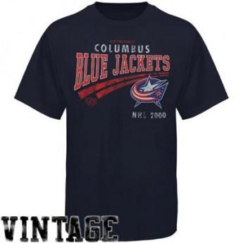 Columbus Blue Jackets NHL Tričko Knuckles