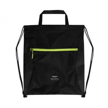 Aston Martin pytlík gym bag black F1 Team 2021