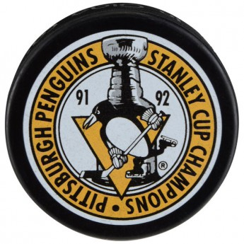 Pittsburgh Penguins puk 1992 Stanley Cup Champions