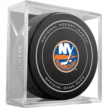 New York Islanders Puk Game Replica 2013