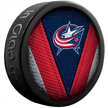 Columbus Blue Jackets Puk Stitch