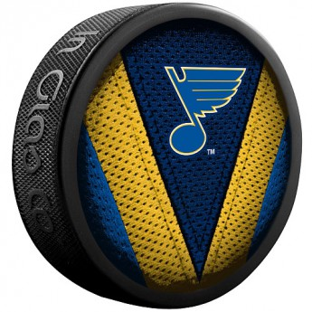 St. Louis Blues Puk Stitch