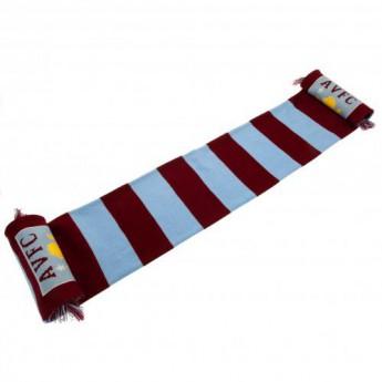 Aston Villa zimní šála Bar