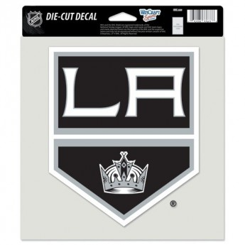 Los Angeles Kings Samolepka