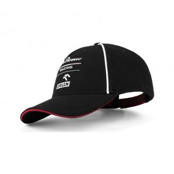 Alfa Romeo Racing čepice baseballová kšiltovka Orlen black F1 Team 2021