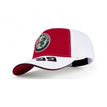 Alfa Romeo Racing čepice baseballová kšiltovka Giovinazzi F1 Team 2021