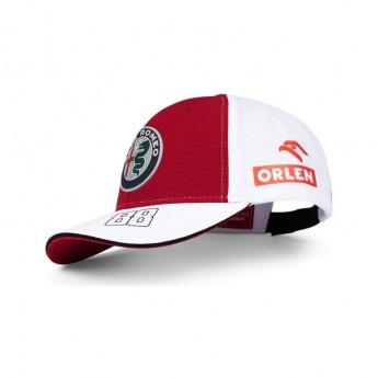 Alfa Romeo Racing čepice baseballová kšiltovka Kubica F1 Team 2021
