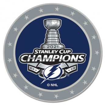 Tampa Bay Lightning odznak 2021 Stanley Cup Champions Collector