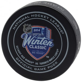 NHL produkty puk 2014 NHL Winter Classic Official Game Puck