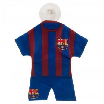 FC Barcelona mini dres do auta Mini Kit
