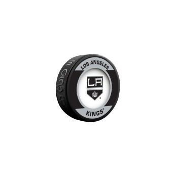 Los Angeles Kings Puk Retro