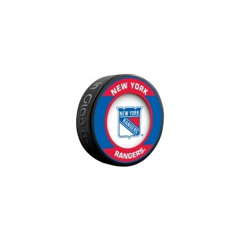 New York Rangers Puk Retro