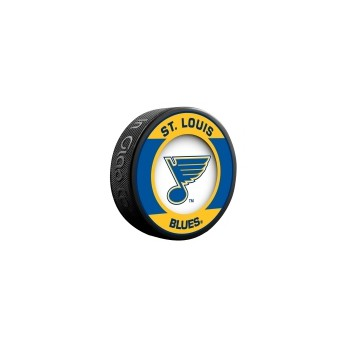 St. Louis Blues Puk Retro