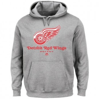 Detroit Red Wings Mikina Critical Victory VIII šedá