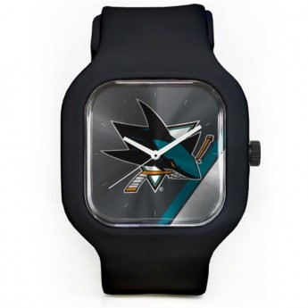 San Jose Sharks Hodinky Modify Watches Unisex Silicone