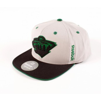 Minnesota Wild Kšiltovka Center Ice Snapback