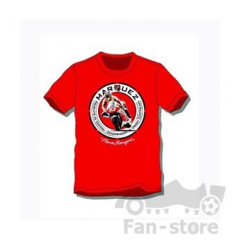 Marc Marquez pánské tričko rojo