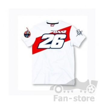 Daniel Pedrosa pánské tričko número 26