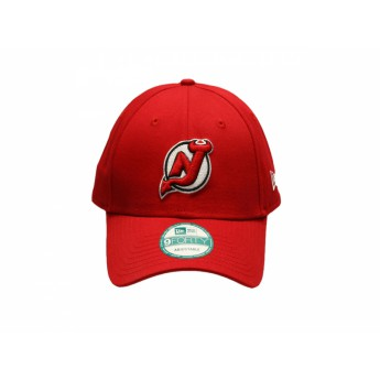 New Jersey Devils čepice baseballová kšiltovka red New Era The League 9Forty
