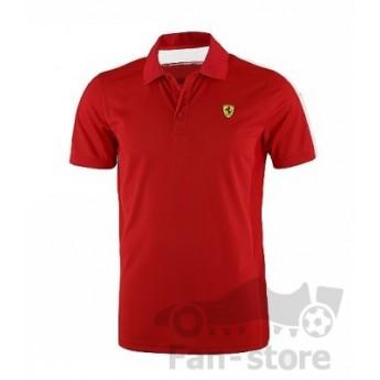 Scuderia Ferrari pánské polo tričko rosso