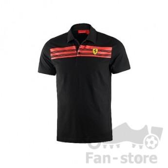 Scuderia Ferrari pánské polo tričko nero due