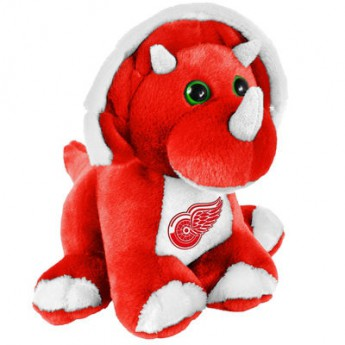 Detroit Red Wings plyšový Triceratops