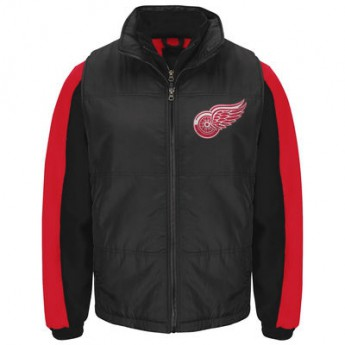 Detroit Red Wings Bunda Sports by Carl Banks 3 in 1 (Mikina+Vesta)