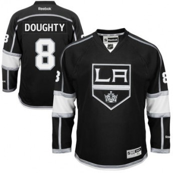 Los Angeles Kings Dres Drew Doughty #8 Premier Jersey Home