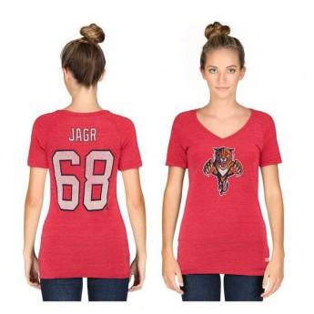 Florida Panthers dámské tričko Jaromír Jágr #68 CCM