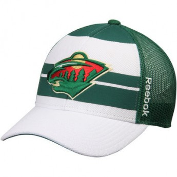 Minnesota Wild Kšiltovka Face Off Trucker 2016