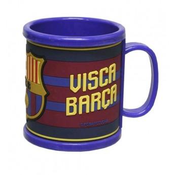 FC Barcelona plastový hrnek