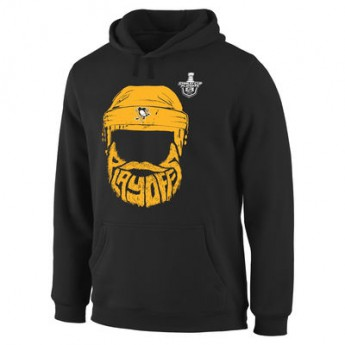 Pittsburgh Penguins Mikina 2016 Stanley Cup Playoffs Bearded