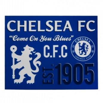 FC Chelsea fleecová deka 1905