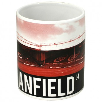 FC Liverpool malý hrnek 11oz