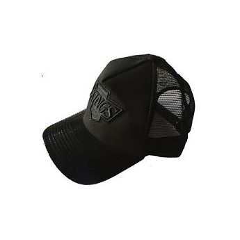 Los Angeles Kings čepice baseballová kšiltovka black New Era Texture