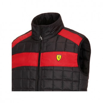 Scuderia Ferrari pánská vesta collection black