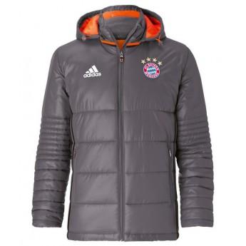 Bayern Mnichov pánská zimní bunda grau