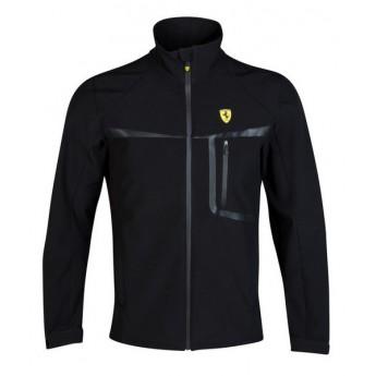 Scuderia Ferrari pánská bunda softshell nero