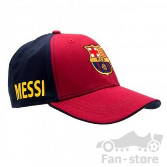 FC Barcelona kšiltovka Messi