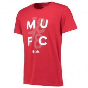Manchester United pánské tričko GR GO