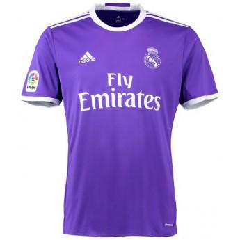 Real Madrid venkovní dres 2016-17