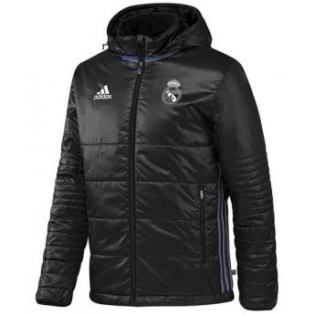 Real Madrid zimní bunda černá PAD